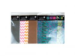 Wholesale 6PC 12x12 Paper Pack- Assorted Prints